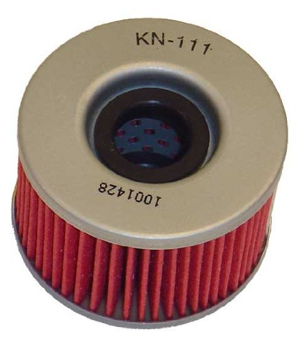 K&N KN-111 Honda Powersports High Performance Oil Filter