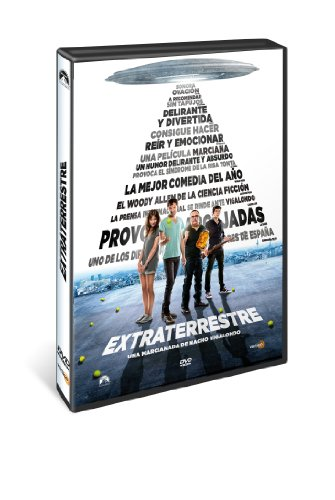 El Extraterrestre [DVD]