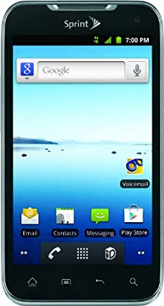LG Viper, Black 8GB (Sprint)