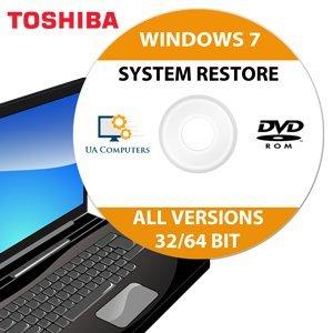 Toshiba recovery disk creator download windows 7 64 bit