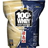 Cos46- Cytosport 100% Whey Concentrated and Isolated Whey Protein -Vanilla Mixes Fast- 6 Pound Bag