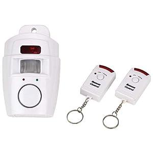 Mitaki-Japan Motion Sensor Alarm Set