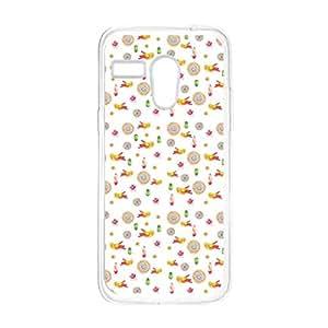 a AND b Designer Printed Mobile Back Cover / Back Case For Motorola Moto G (Moto_G_2315)