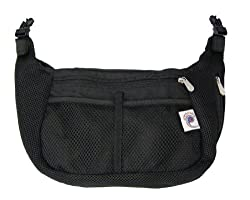 ERGObaby Performance Cargo Pack, Black