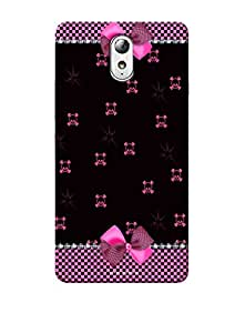 Sowing Happiness Printed Back Cover For Lenovo Vibe P1 M