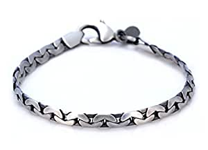 Amazon.com: Bico Fire 7 inch Chain Bracelet (FB80 7in) Tribal Street