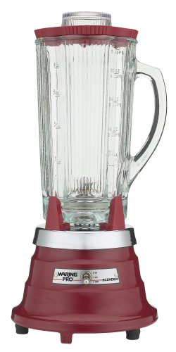 Waring Classic 1.2 Litre Blender, Red