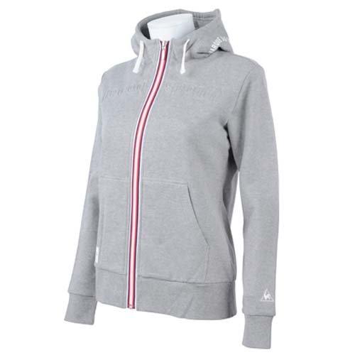 le coq sportif(ルコック) フーデッドスウェットジャケット(WOMEN'S) QL-565343 MGR L