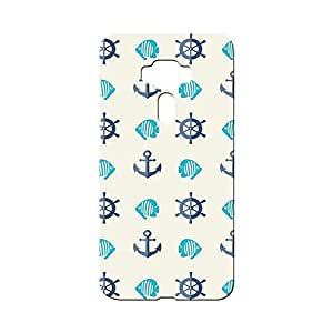 G-STAR Designer Printed Back case cover for Asus Zenfone 3 - G3319