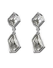 Autograph Cosmic Drop Earrings MADE WITH SWAROVSKI® ELEMENTS