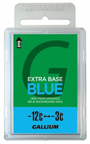 Ski wax 'GALLIUM' EXTRA BASE BLUE SW2074 100g (-12°C to -3°C)