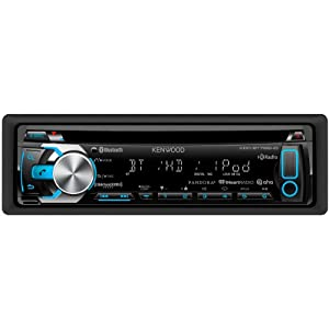 Kenwood KDC-BT755HD In-Dash CD Receiver