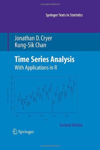 Time Series Analysis: With Applications in R (Springer...