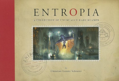 Entropia: A Collection of Unusually Rare Stamps