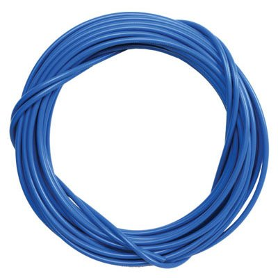 Sunlite Lined Bicycle Brake Cable Housing - Blue