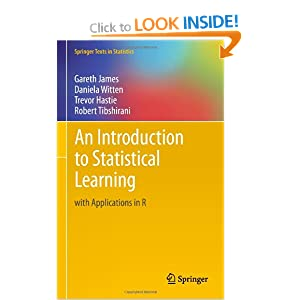 an introduction to statistical learning with applications
