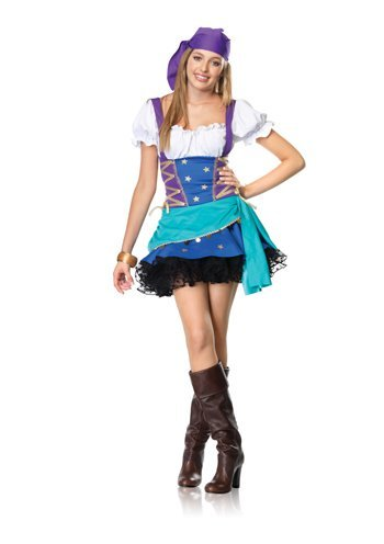 Costumes For All Occasions UAJ48018SD Gypsy Princess Teen Small-Medium