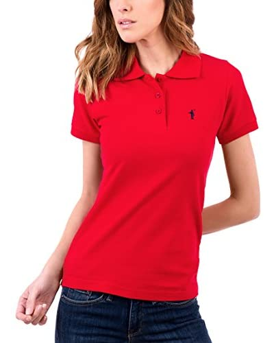 Polo Club Original Mini Rigby Sra Mc [Rosso]