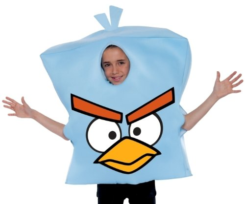 Bomb Bird Costume Angry Birds Space Ice Bomb