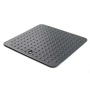 Amazon Com Grey Non Stick Silicone Dots Pan Hot Pads