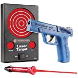 LaserLyte Bullseye Target/Gun Laser Training Kit