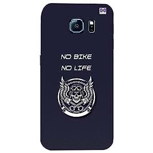 No Bike No Life - Mobile Back Case Cover For Samsung Galaxy S7