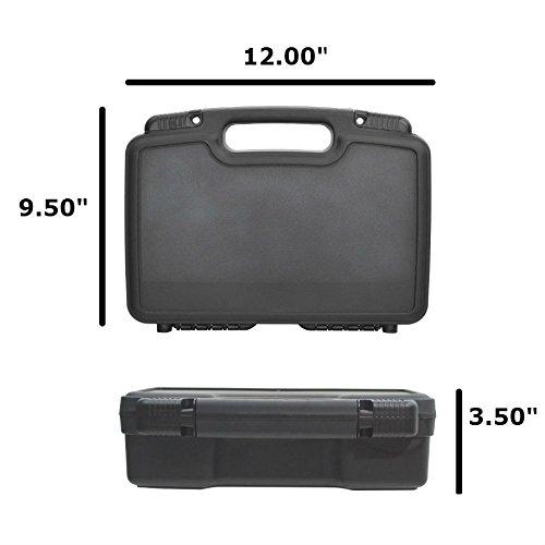 Tough Laser Rangefinder Hard Case With Customizable Foam