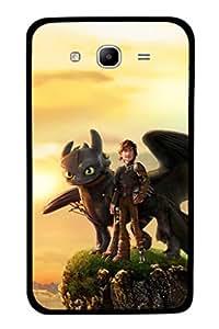 SLR Designer Back Case For Samsung Galaxy Mega 5.8 ( i9150 )