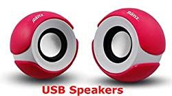 RANZ USB Powered Speakers for Laptop and Desktop (002)
