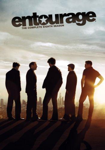 Entourage - Season 8 (HBO) [DVD]