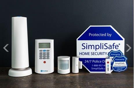 Simplisafe-Starter-Security-Alarm-System