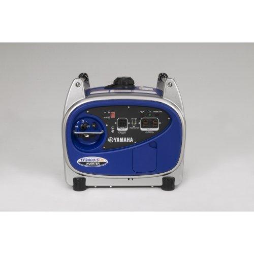 Yamaha EF2400iSHC Inverter Generator 2,400 watts