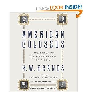 American Colossus - H.W. Brands