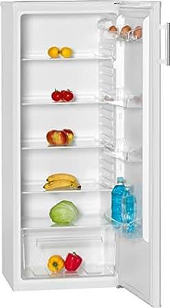 Bomann VS 171.1 Kühlschrank / A+ / Kühlen: 250 L / weiß