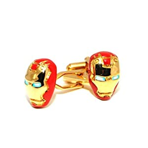 GNG Iron Man Novelty Cufflinks