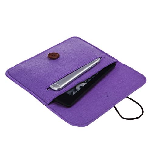 Bear-Motion-for-Kindle-Premium-Felt-Sleeve-Case-for-Kindle-Paperwhite-and-Kindle-Voyage-Purple