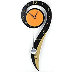 FEI&S Modern Mute DIY Large Wall Clock Home Office Decor Gift2660CM