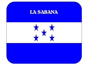 Honduras, La Sabana Mouse Pad
