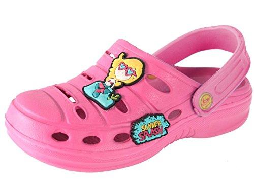 Pantofole Unisex bambini Beppi, scarpe, Rosa (rosa), 32