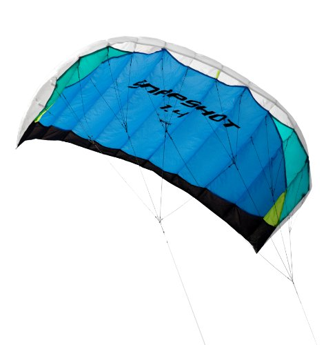 Prism Snapshot 1.4 Speed Foil Kite, Blue