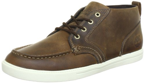 Timberland Newmarket FTB_EK LP Chk MT Leather