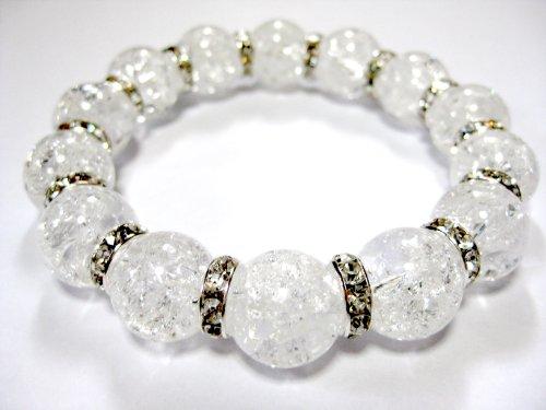 Natural stone quartz high-quality quartz beads natural stone Crystal stone bracelet cleansing healing