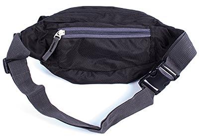 sac banane sac de taille pochette sac à main bourse avec bretelle réglable - coleurs différentes