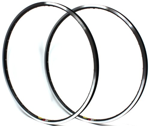 "MAVIC XM 317 Rim 26"" Pair F + R Mountain Bike"