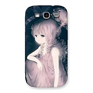 Premium Rose Paradise Multicolor Back Case Cover for Galaxy S3 Neo