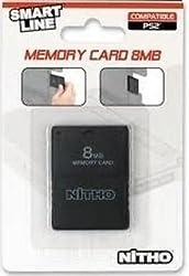Nitho PS2 8Mb Memory Card