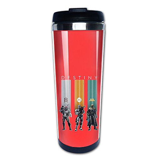 Hunson - Fashion Video Games Stainless Steel Travel Mug, 14-Ounce (License Plate Frame Motivational compare prices)