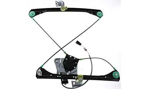 Evan-Fischer EVA16772032240 Window Regulator Power With Motor Front Driver Side Replaces Partslink# GM1350122 (2003 Alero Window Regulator compare prices)