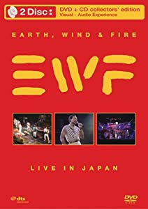 Earth Wind and Fire 1990 Live