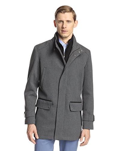 Cole Haan Men's Twill Coat